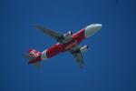 FRTさんが、タンソンニャット国際空港で撮影したエアアジア A320-214の航空フォト(飛行機 写真・画像)