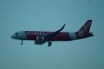 FRTさんが、タンソンニャット国際空港で撮影したタイ・エアアジア A320-251Nの航空フォト(飛行機 写真・画像)