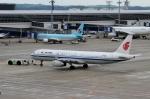 ハピネスさんが、中部国際空港で撮影した中国国際航空 A321-232の航空フォト(飛行機 写真・画像)