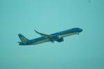 FRTさんが、タンソンニャット国際空港で撮影したベトナム航空 A321-272Nの航空フォト(飛行機 写真・画像)