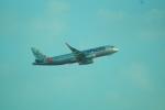 FRTさんが、タンソンニャット国際空港で撮影したジェットスター・パシフィック A320-232の航空フォト(飛行機 写真・画像)