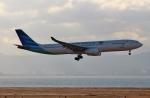 ハピネスさんが、関西国際空港で撮影したガルーダ・インドネシア航空 A330-343Xの航空フォト(写真)