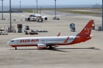 ハピネスさんが、中部国際空港で撮影したチェジュ航空 737-86Jの航空フォト(写真)