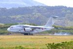 non-nonさんが、鹿屋航空基地で撮影した航空自衛隊 C-2の航空フォト(写真)