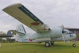 MOR1(用廃等専用アカウント)さんが、鹿屋航空基地史料館で撮影した海上自衛隊 S2F-1 Trackerの航空フォト(飛行機 写真・画像)
