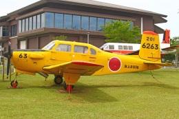 MOR1(用廃等専用アカウント)さんが、鹿屋航空基地史料館で撮影した海上自衛隊 KM-2の航空フォト(飛行機 写真・画像)
