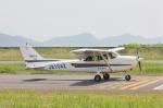 だいまる。さんが、岡南飛行場で撮影した岡山航空 172R Skyhawkの航空フォト(写真)