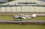 ザキヤマさんが、熊本空港で撮影した航空大学校 A36 Bonanza 36の航空フォト(写真)