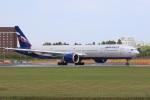 気分屋さんが、成田国際空港で撮影したアエロフロート・ロシア航空 777-3M0/ERの航空フォト(飛行機 写真・画像)