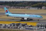 yabyanさんが、成田国際空港で撮影した大韓航空 A330-223の航空フォト(飛行機 写真・画像)