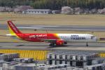 yabyanさんが、成田国際空港で撮影したベトジェットエア A321-271Nの航空フォト(飛行機 写真・画像)