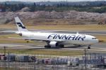 yabyanさんが、成田国際空港で撮影したフィンエアー A330-302Xの航空フォト(飛行機 写真・画像)