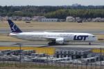 yabyanさんが、成田国際空港で撮影したLOTポーランド航空 787-9の航空フォト(飛行機 写真・画像)