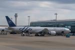 delawakaさんが、羽田空港で撮影したガルーダ・インドネシア航空 777-3U3/ERの航空フォト(写真)