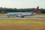 delawakaさんが、成田国際空港で撮影したイースター航空 737-8Q8の航空フォト(写真)