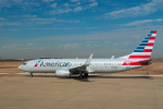 delawakaさんが、ダラス・フォートワース国際空港で撮影したアメリカン航空 737-823の航空フォト(写真)