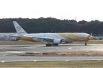 MA~RUさんが、成田国際空港で撮影したノックスクート 777-212/ERの航空フォト(写真)