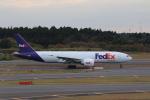 MA~RUさんが、成田国際空港で撮影したフェデックス・エクスプレス 777-FS2の航空フォト(写真)