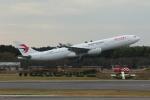 MA~RUさんが、成田国際空港で撮影した中国東方航空 A330-343Xの航空フォト(写真)