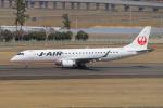 sumihan_2010さんが、仙台空港で撮影したジェイ・エア ERJ-190-100(ERJ-190STD)の航空フォト(写真)