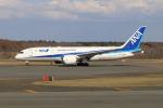 sumihan_2010さんが、新千歳空港で撮影した全日空 787-8 Dreamlinerの航空フォト(写真)