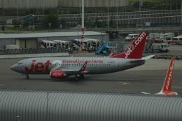 reonさんが、アムステルダム・スキポール国際空港で撮影したジェット・ツー 737-36Qの航空フォト(飛行機 写真・画像)