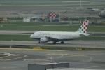 reonさんが、アムステルダム・スキポール国際空港で撮影したクロアチア航空 A319-112の航空フォト(写真)