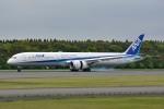 トロピカルさんが、成田国際空港で撮影した全日空 787-10の航空フォト(写真)