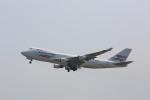 meijeanさんが、関西国際空港で撮影したシルクウェイ・ウェスト・エアラインズ 747-4H6F/SCDの航空フォト(写真)
