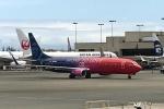 sonnyさんが、ダニエル・K・イノウエ国際空港で撮影したアラスカ航空 737-990/ERの航空フォト(写真)