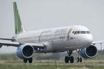 Valentinoさんが、茨城空港で撮影したバンブー・エアウェイズ A321-251Nの航空フォト(写真)