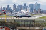 Koenig117さんが、ロンドン・シティ空港で撮影したBAシティフライヤー ERJ-190-100 SR (ERJ-190SR)の航空フォト(写真)