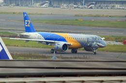 ふるちゃんさんが、羽田空港で撮影したEmbraer  ERJ-190-300 STD (E190-E2)の航空フォト(飛行機 写真・画像)