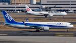 ぱん_くまさんが、羽田空港で撮影した全日空 767-381/ERの航空フォト(写真)