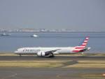 KAZFLYERさんが、羽田空港で撮影したアメリカン航空 787-9の航空フォト(写真)