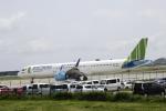 masa0420さんが、茨城空港で撮影したバンブー・エアウェイズ A321-251Nの航空フォト(飛行機 写真・画像)
