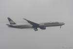 みなかもさんが、成田国際空港で撮影したシンガポール航空 777-312/ERの航空フォト(写真)