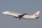 akinarin1989さんが、福岡空港で撮影した日本航空 737-846の航空フォト(写真)