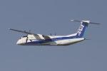 akinarin1989さんが、福岡空港で撮影したANAウイングス DHC-8-402Q Dash 8の航空フォト(写真)