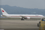 SFJ_capさんが、関西国際空港で撮影したバーレーン王室航空 767-4FS/ERの航空フォト(写真)