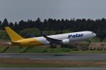 ぬま_FJHさんが、成田国際空港で撮影したポーラーエアカーゴ 767-3JHF(ER)の航空フォト(写真)