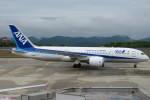 SFJ_capさんが、広島空港で撮影した全日空 787-8 Dreamlinerの航空フォト(写真)