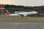 MA~RUさんが、成田国際空港で撮影したフィリピン航空 A321-231の航空フォト(写真)