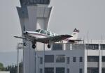 たっしーさんが、熊本空港で撮影した航空大学校 A36 Bonanza 36の航空フォト(写真)