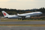 MA~RUさんが、成田国際空港で撮影した中国国際航空 A330-243の航空フォト(写真)