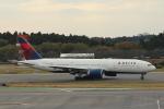 MA~RUさんが、成田国際空港で撮影したデルタ航空 777-232/LRの航空フォト(写真)