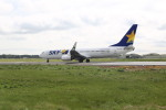 airdrugさんが、茨城空港で撮影したスカイマーク 737-82Yの航空フォト(写真)