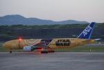 HYTRさんが、長崎空港で撮影した全日空 777-281/ERの航空フォト(写真)