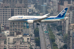 xingyeさんが、台北松山空港で撮影した全日空 787-8 Dreamlinerの航空フォト(写真)