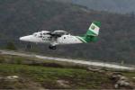 planetさんが、テンジン・ヒラリー空港で撮影したタラ・エア DHC-6-400 Twin Otterの航空フォト(写真)